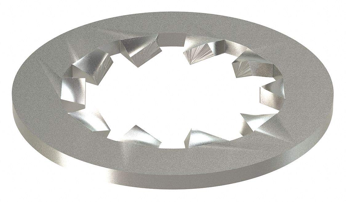 """FABORY U51460.025.0001 1//4/"""" x 0.494/"""" OD 18-8 Stainless Steel Finish External"""