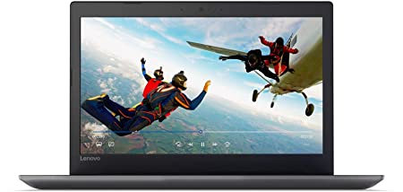 Lenovo 80XV00YDIN 15.6-inch Laptop (A9-9420/8GB/1TB/Free-Dos/AMD R17M-M1-70 GDDR5 2 GB Graphics), Black Laptops at amazon
