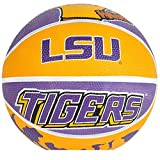 LSU University Mike The Tiger Mini Basketball (1)