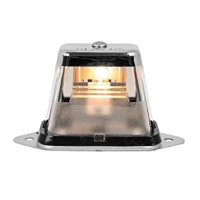 GG Grand General 80571 Light (Clear Square License Plate): Automotive