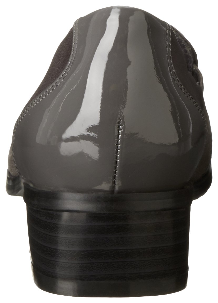 Trotters Women's Arianna Wedge Pump Grey B00HQ0BI0I 10 N US|Dark Grey Pump bd3a2d