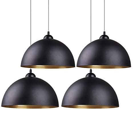 Amazon.com: Frideko - Lámpara de techo con colgante vintage ...