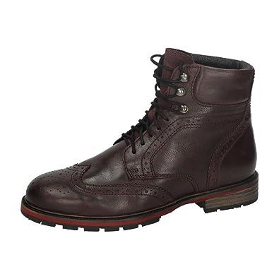 XTI 46314 Bota DE Piel Hombre Botas-Botines: Amazon.es: Zapatos y complementos
