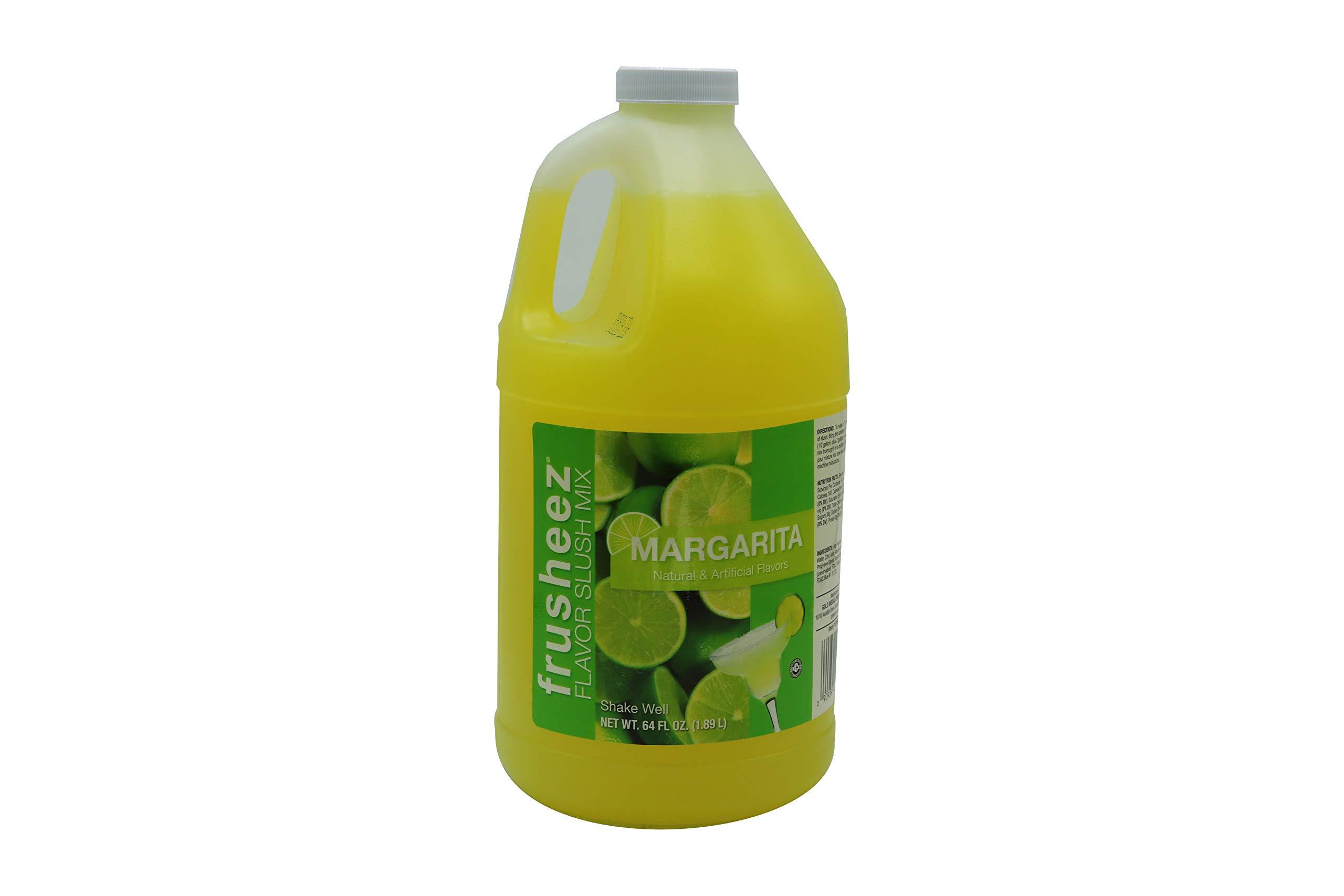 Beach City Wholesalers Frusheez Mix ? Margarita 1/2 gal (1 count)
