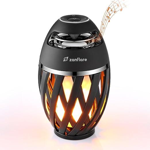 Amazon.com: Zanflare - Lámpara LED para la llama de la mesa ...
