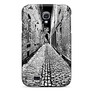 INRNNaD5370ybdPj Tpu Case Skin Protector For Galaxy S4 Narrow Back Street With Nice Appearance