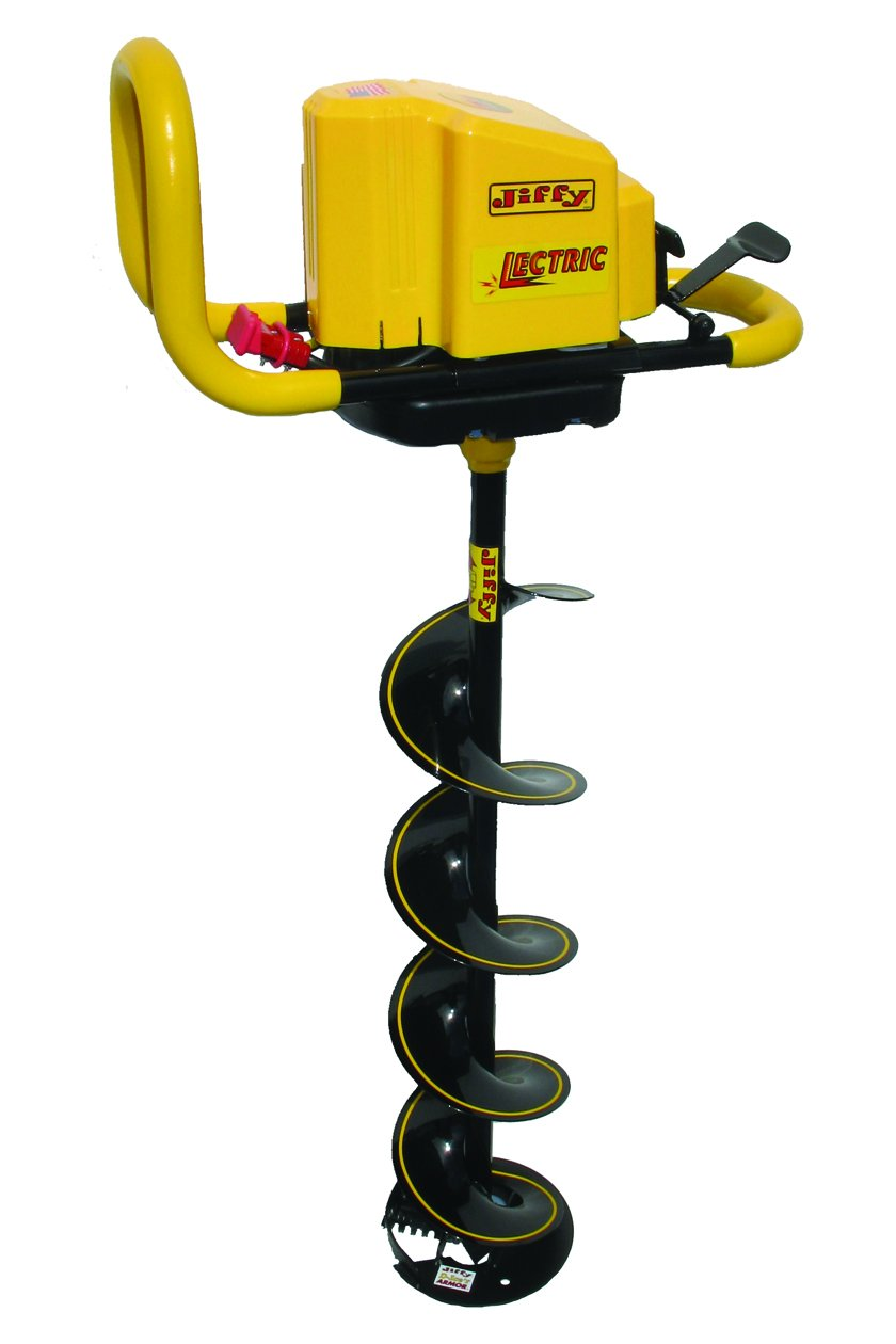 Jiffy PROII Lectric Ice Drill