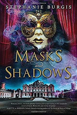 book cover of Masks and Shadows