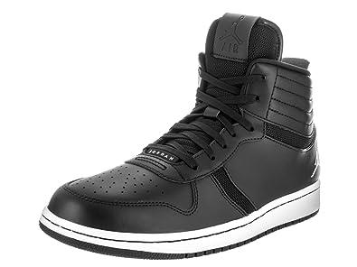 780653a67c4bb1 Jordan Heritage Mens Style  886312-010 Size  11 Black White