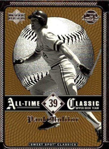 2002 Sweet Spot Classics #39 Paul Molitor