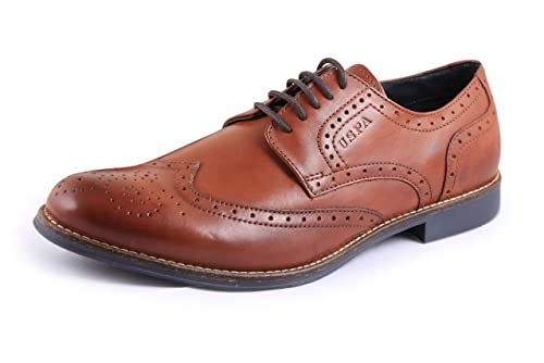 Moro Leather Formal Shoes