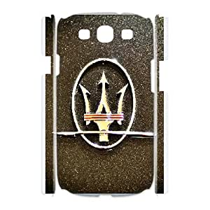 DIY Printed Personlised Maserati cover case For Samsung Galaxy S3 I9300 W5879268