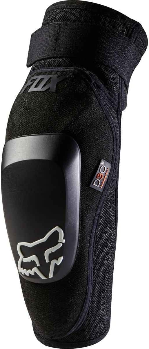 Black 18495-001-L Large Fox Racing Launch PRO D3O Elbow Guard
