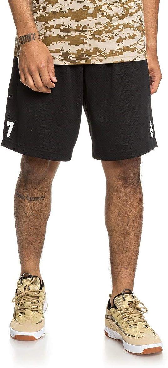 DC Men's Mesh Basketball Short