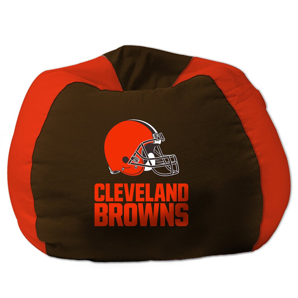 amazon com the northwest company nfl cleveland browns bean bag