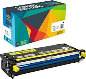 Do it Wiser Compatible Toner Cartridge Replacement for Dell 3130 3130cn - 330-1204 - Yellow High Yield
