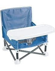 Summer Infant 13403 Pop N Sit Portable Booster, Blue