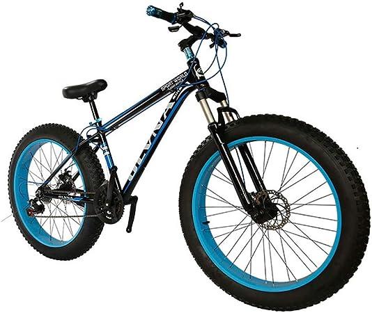 Wghz Fat Bike 26 Tamaño de Rueda y Hombres Género Bicicleta ...