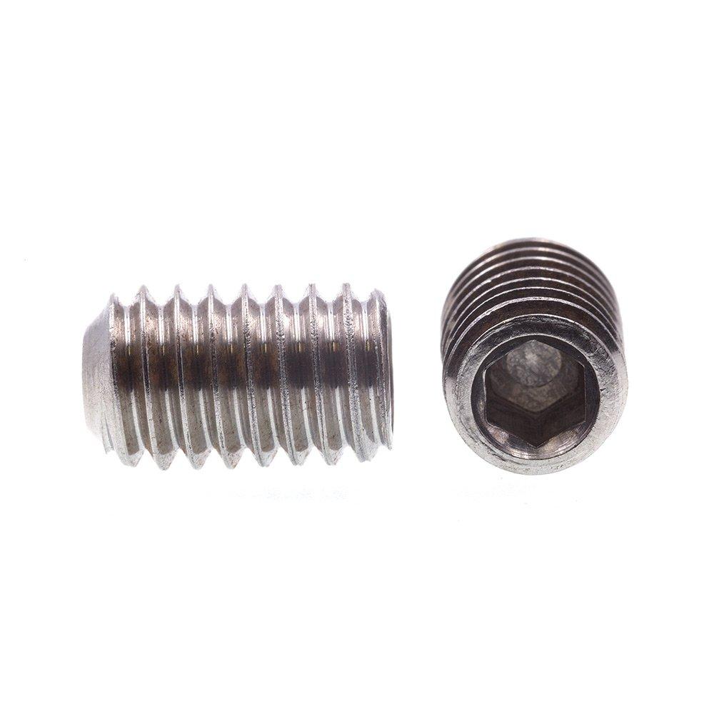Prime-Line 9184088 Socket Set Screws Grade 18-8 Stainless Steel 5//16 in-18 X 1//2 in 10-Pack
