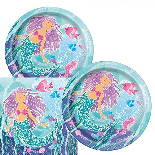 Mermaid Party Packs (Standard Pack) -