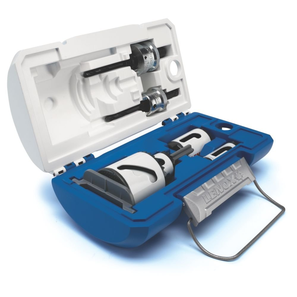 Lenox herramientas de sierra caladora velocidad ranura agujero sierra Set 1815140