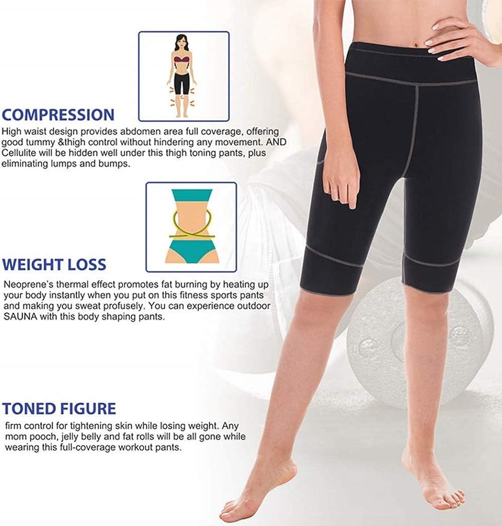 Frauen Abnehmen Hosen Neopren Pockects Trimmer Former Reduzieren Bottom Taille Trainer Workout Shapewear Control Shorts
