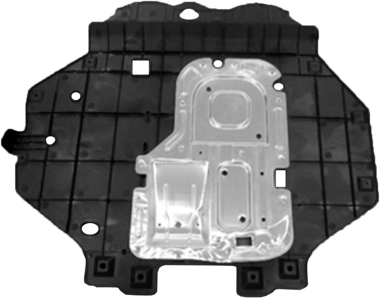 No variation Undercar Shield Multiple Manufactures HO1228146C Standard