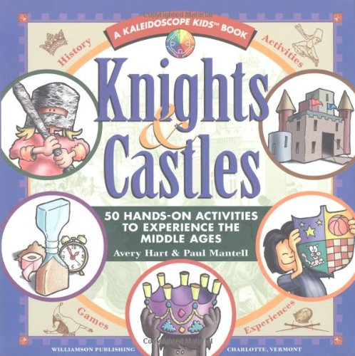 Amazon.com: Knights & Castles: 50 Hands-On Activities to Explore ...