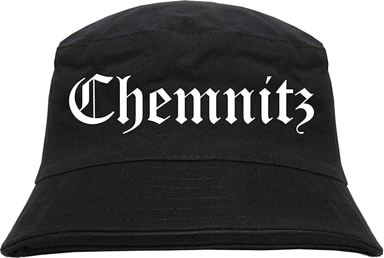 HB/_Druck Chemnitz Fischerhut Bucket Hat