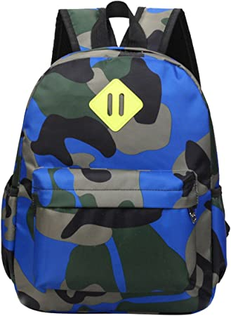 Boys Backpack Personalized PRE SCHOOL Cool Camo Backpack Carry on Travel Bag Backpack Personalized Toddler Backpack