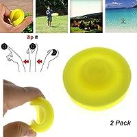 Jiang Hui Neue Zip Chip Mini Frisbee Flexible Weiche Rotation Capture-Spiel Frisbee Outdoor-Sport Mini Frisbee Beach Outdoor-Spielzeug