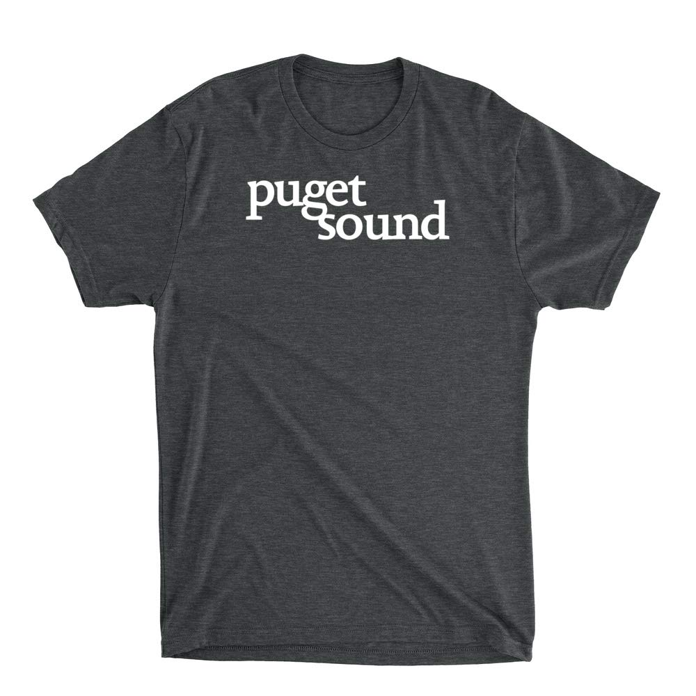 Official NCAA University of Peugot Sound Loggers upsl1001 Mens//Womens Premium Triblend T-Shirt