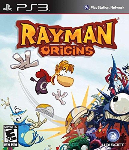 Rayman Origins by Ubisoft