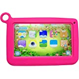 Wintouch K72 Kid Tablet - 7 Inch, 8GB, 512MB RAM, Wi-Fi, Blue, Quad Core RK3126