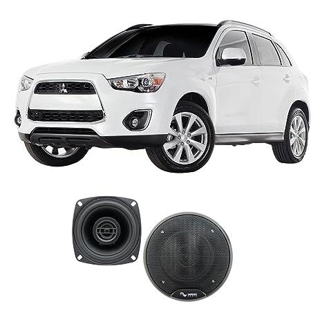 Fits Mitsubishi Outlander Sport 2011-2016 Front Door Factory Replacement  HA-R65 Speakers