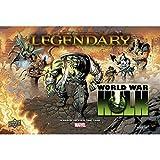 Upper Deck Legendary DBG: World War Hulk Expansion