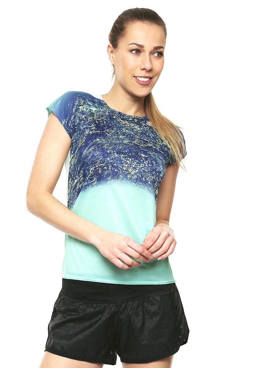 adidas AZ Tee W - Camiseta para mujer, color verde, talla XS