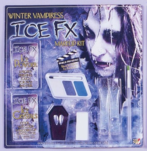 Ice Fx Kit Vampire (Special Fx Fangs)