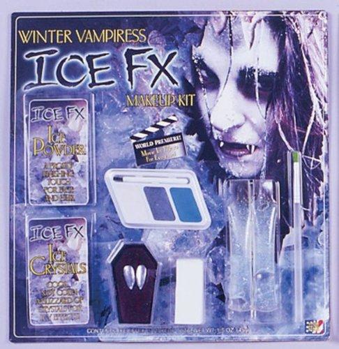 Ice Vampire Costume (Ice Fx Kit Vampire)