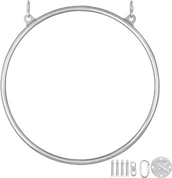 Amazon.com: Popsport Lyra Hoop - Juego de anillos de antena ...