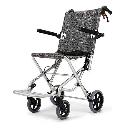 Carritos de la compra Silla de Ruedas Silla de Ruedas para Mayores Silla Carrito para sillas