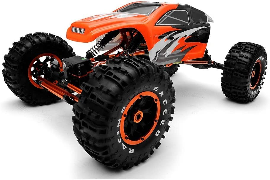 Exceed RC MadTorque Rock Crawler