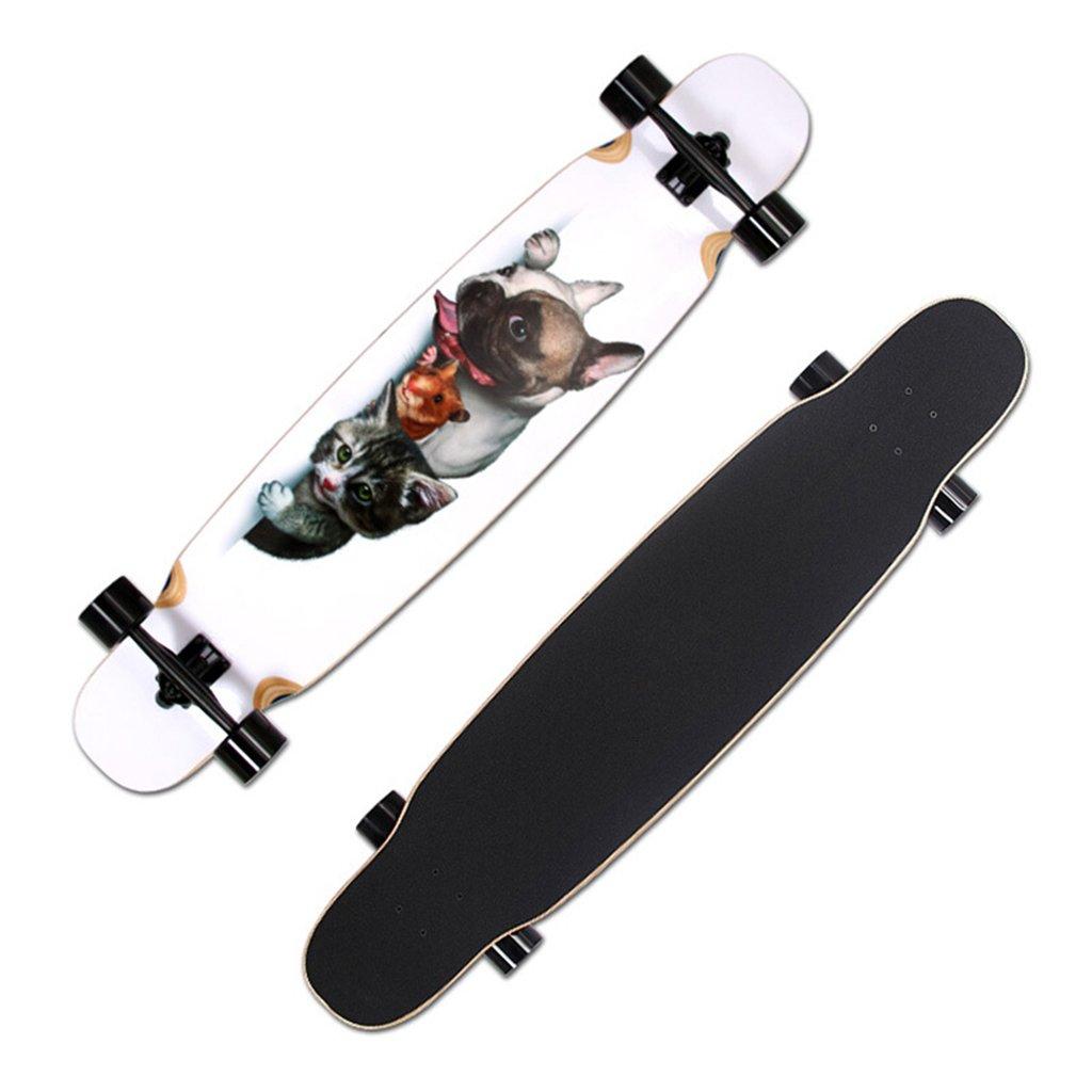 素晴らしい ドリフトボードフリーラインスケートフラッシュ大人の子供プロスケートボーダー旅行サイレント四輪ダイナミックボード漫画パターン(1P) B07FLXKB61 B07FLXKB61 M M M M, 伊奈町:e01198b9 --- a0267596.xsph.ru