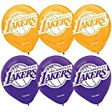 """Los Angeles Lakers NBA Collection"" Printed Latex"