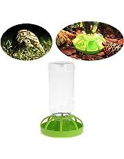 Jiamins Nourrisseur de Reptiles, Reptile Auto Feeder, Distributeur d'eau et de Nourriture