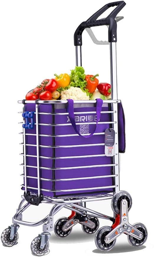 Grande capacité Shopping Chariot poids léger