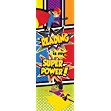 Carson Dellosa Super Power Bookmarks (103149)