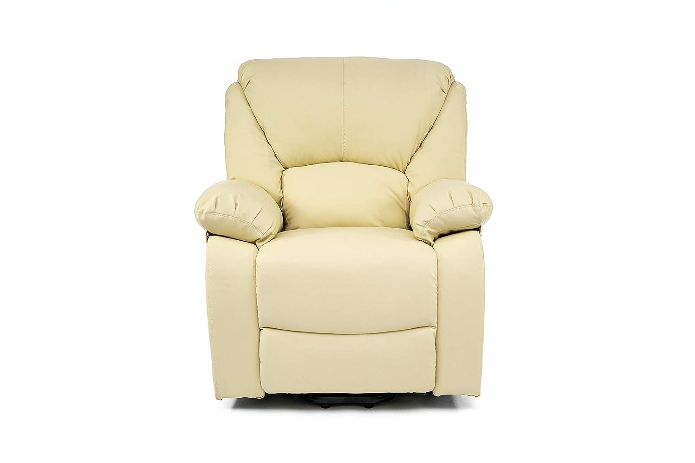 ECO-8590UP N Funzione Calore A++ Vibro Ondulazione Nero ECODE Poltrona Massaggiante Relax Con Alzapersona Chamonix Programmi Auto Reclinazione elettrica 160/º
