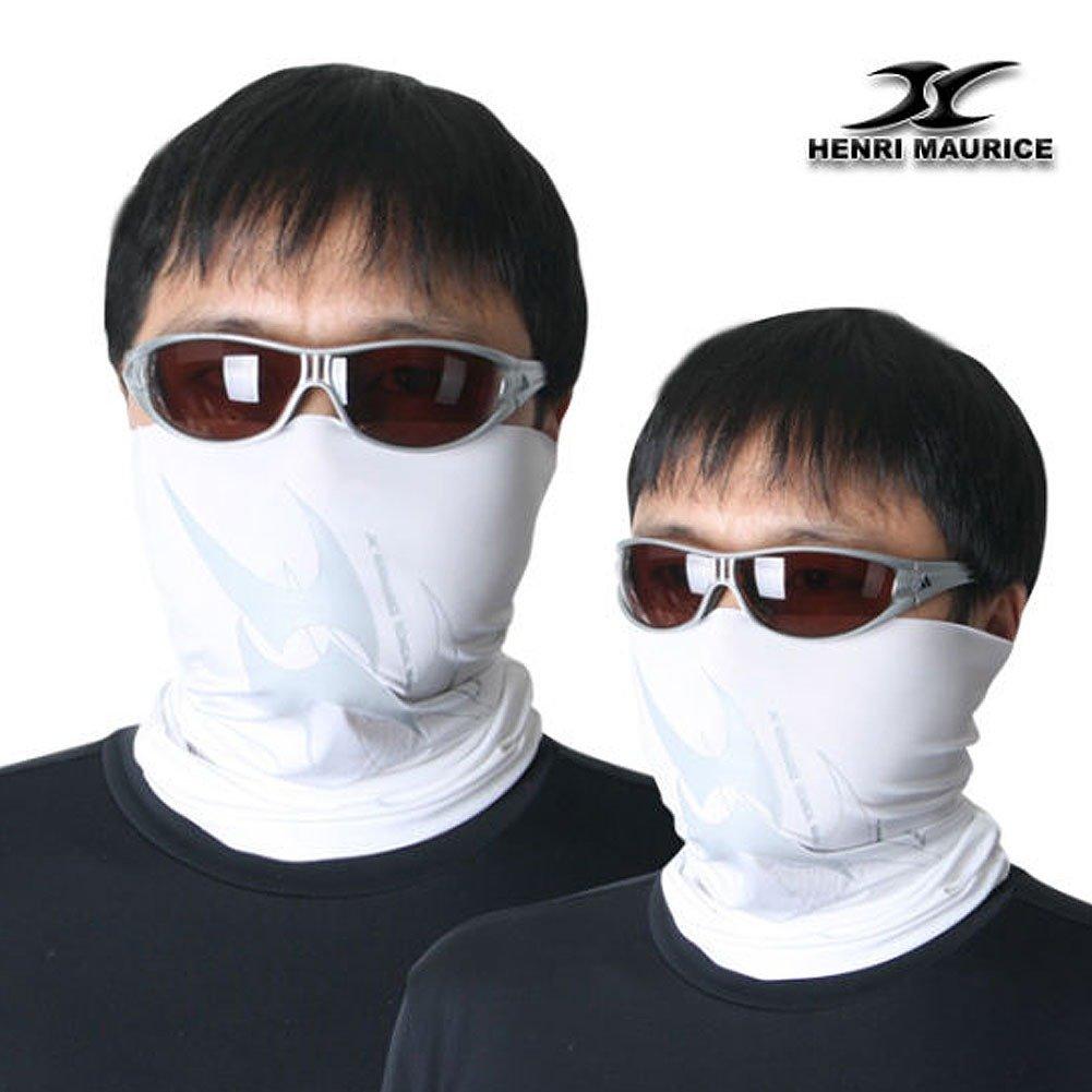 NECK HEADWEAR BANDANA COOL MULTI SCARF TUBE MASK CAP BIKE UV Protection ACM