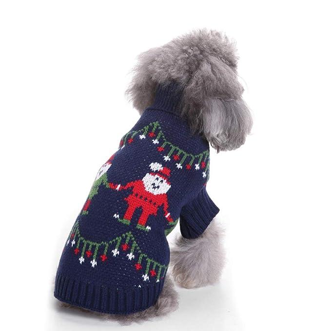 Directtyteam Für Hund Weihnachten Pullover Mops Elch Kostüm xdshQrCt
